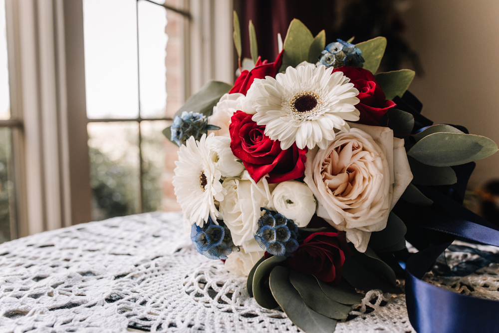 Pennsylvania Fall Wedding - The Overwhelmed Bride Wedding Blog