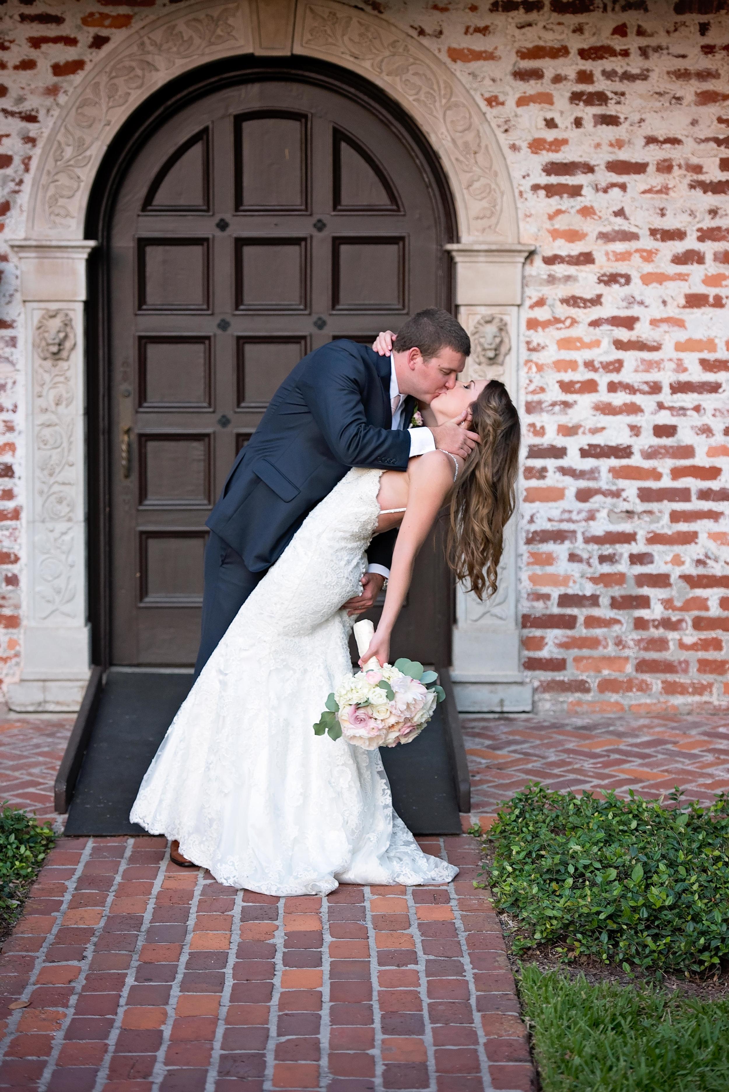Gorgeous Wedding Photos - Blush and White Wedding - Los Feliz Wedding