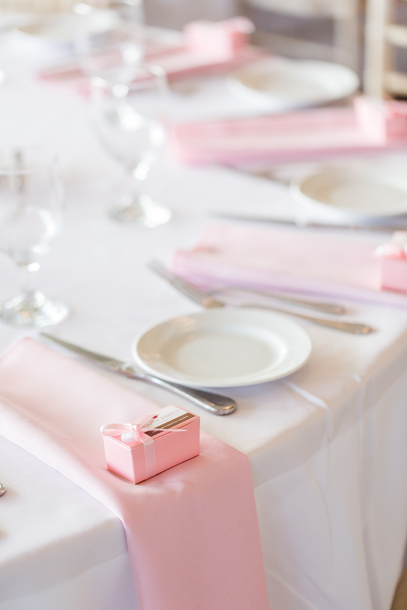 Pink Wedding - Golf Course Wedding — The Overwhelmed Bride Wedding Blog