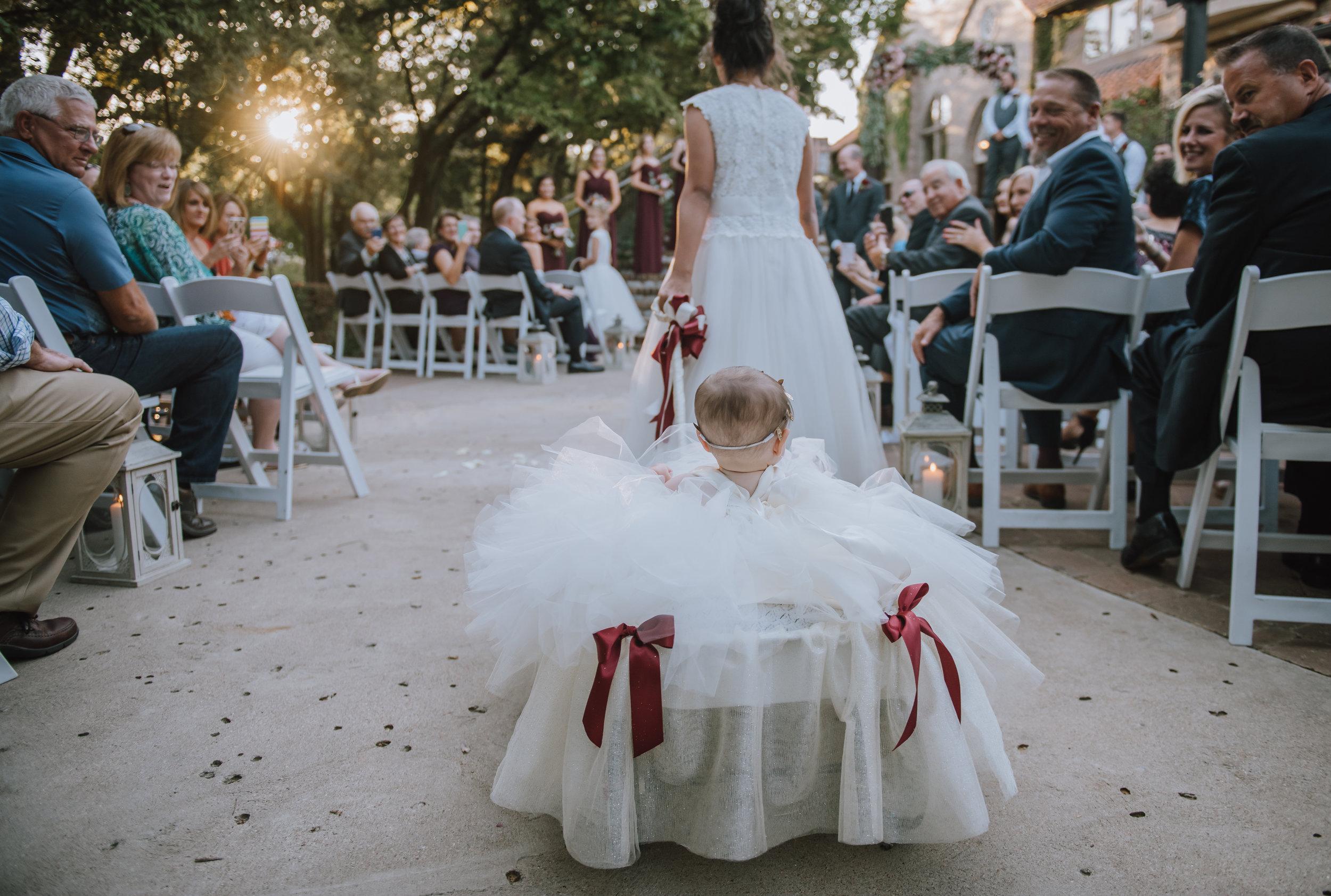 Boho Fall Texas Wedding - Fall Wedding Colors — The Overwhelmed Bride Wedding Blog