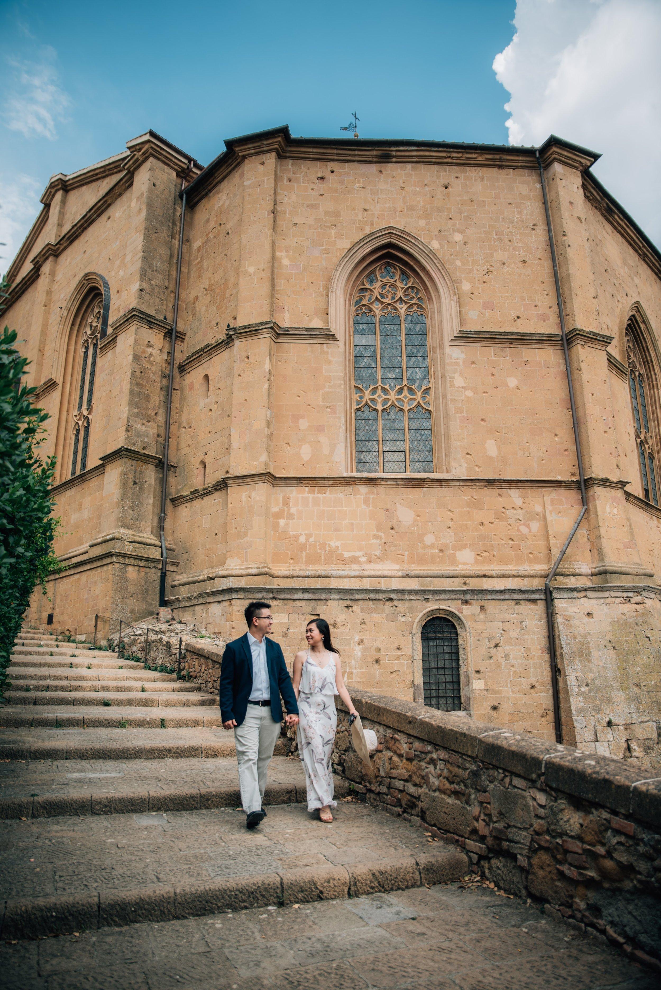 Italy Engagement Photos - Florence, Tuscany, Positano, Amalfi Coast — The Overwhelmed Bride Wedding Blog