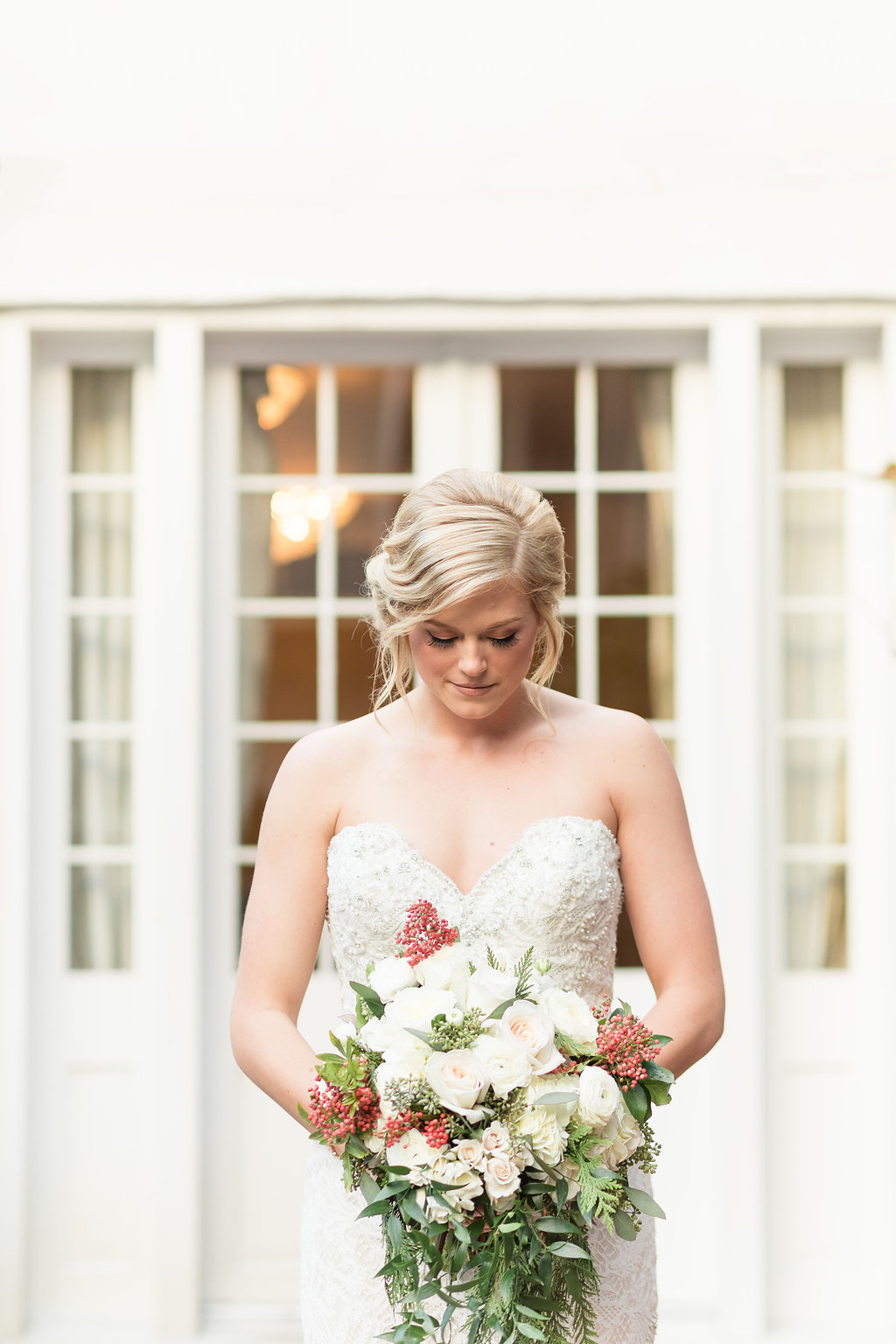 New Orleans Wedding - Red and White Wedding — The Overwhelmed Bride Wedding Blog