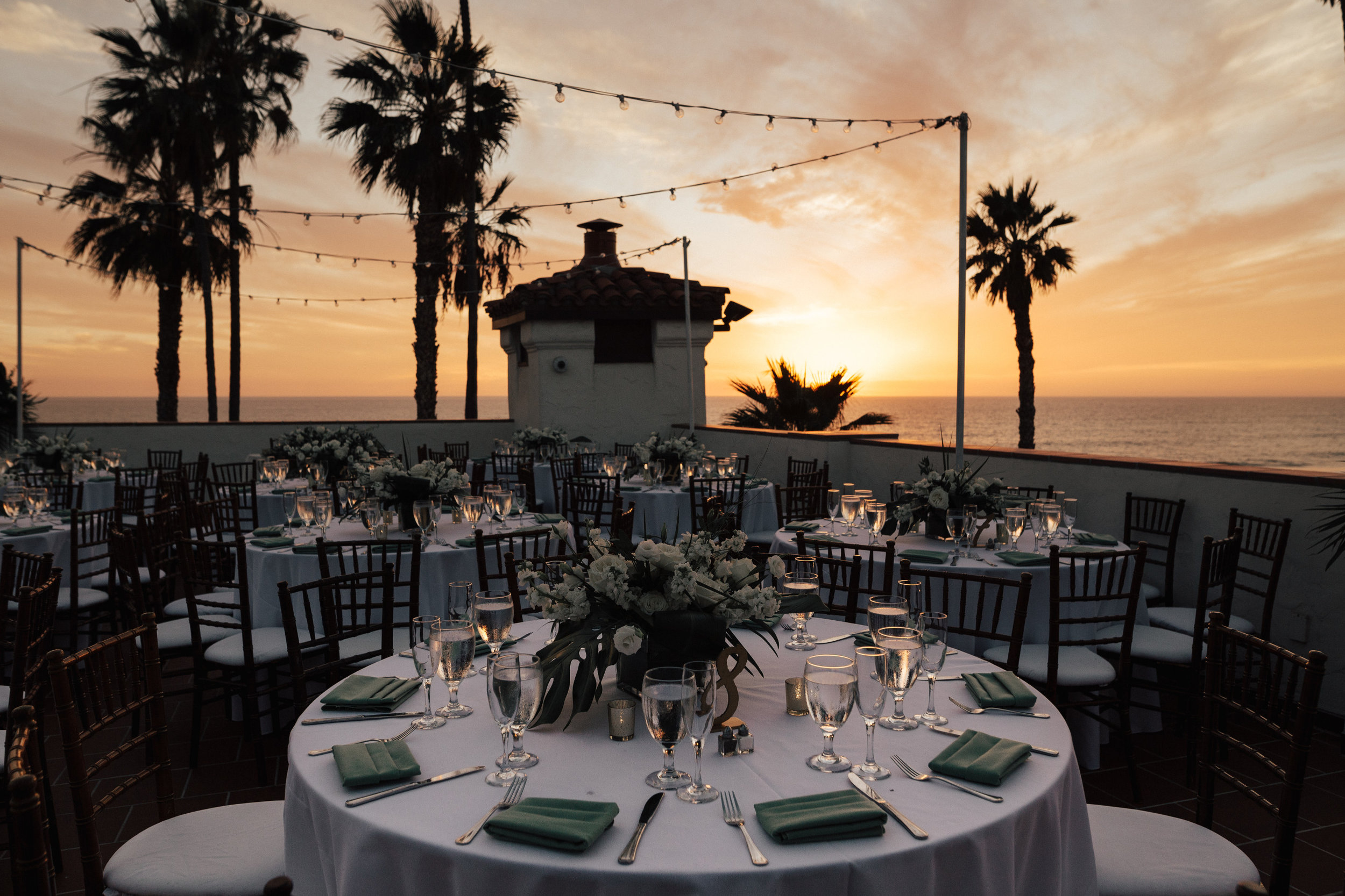 Ole Hanson Beach Club Wedding - Orange County Wedding Venue - The Overwhelmed Bride Wedding Blog