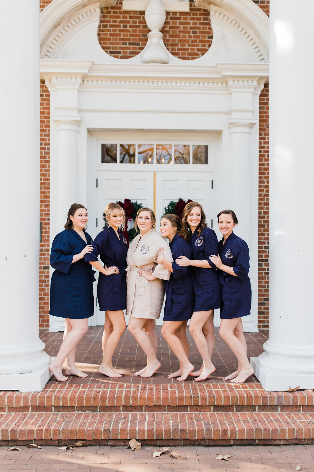 Navy + White Wedding - Raleigh, North Carolina Wedding Venue The Royal — The Overwhelmed Bride Wedding Blog