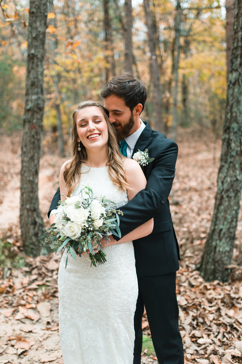 A North Georgia Outdoor Elopement - The Overwhelmed Bride Wedding Blog