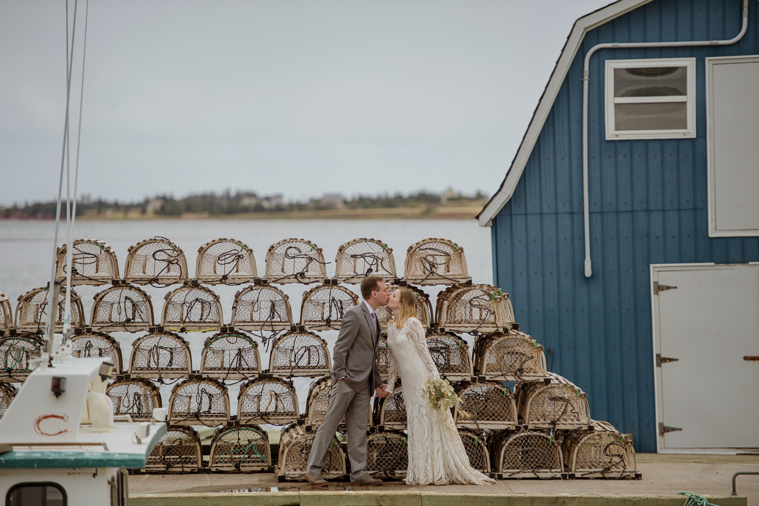 A Prince Edward Island Nova Scotia Wedding - The Overwhelmed Bride Wedding Blog
