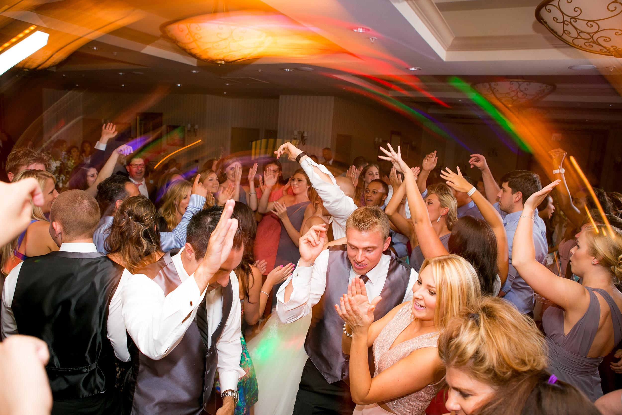 Wedding DJ + Song Tips -- The Overwhelmed Bride Wedding Blog