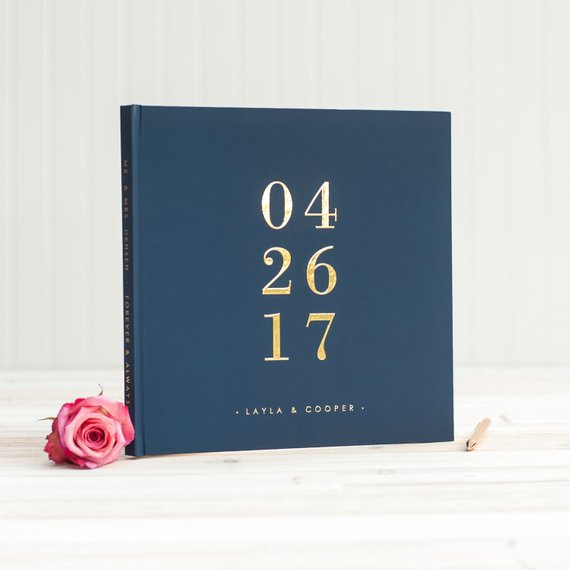 Wedding Guest Book Alternatives - The Overwhelmed Bride Wedding Blog