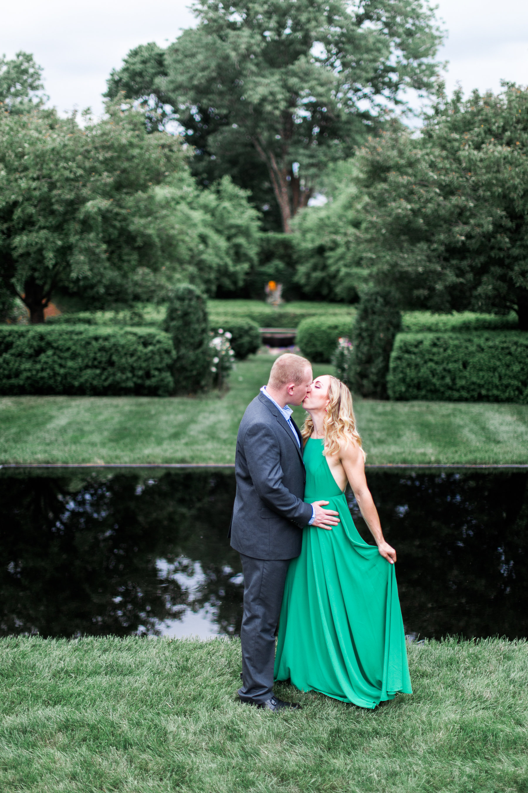A Waterperry Farm and Gardens Engagement Photos - The Overwhelmed Bride Wedding Blog