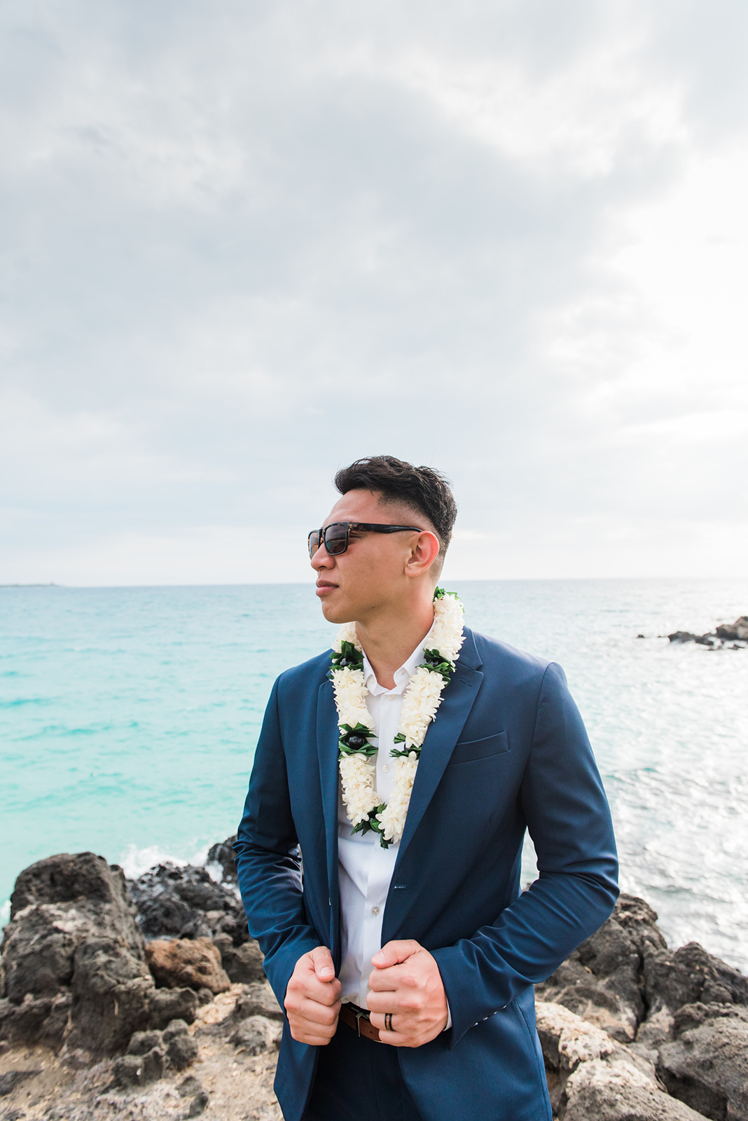 An Intimate Hapuna Prince Beach Hotel Hawaii Wedding - The Overwhelmed Bride Wedding Blog