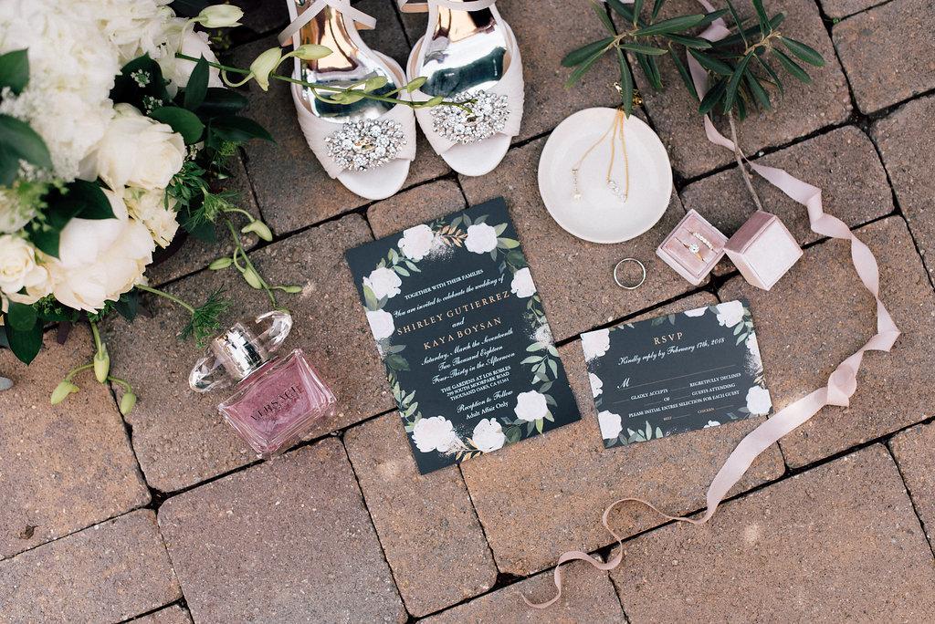 Thousand Oaks Garden Wedding Venue Los Robles Greens - The Overwhelmed Bride Wedding Blog