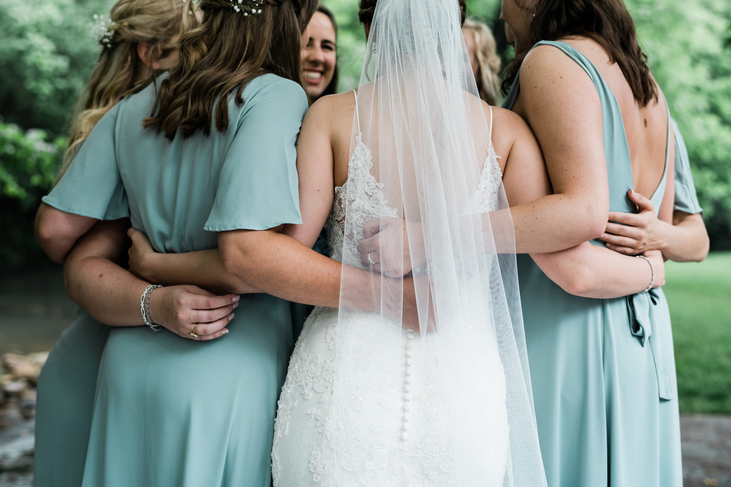Classic Wedding - Green and White Wedding - Maryville, Tennessee Wedding - The Overwhelmed Bride Wedding Blog