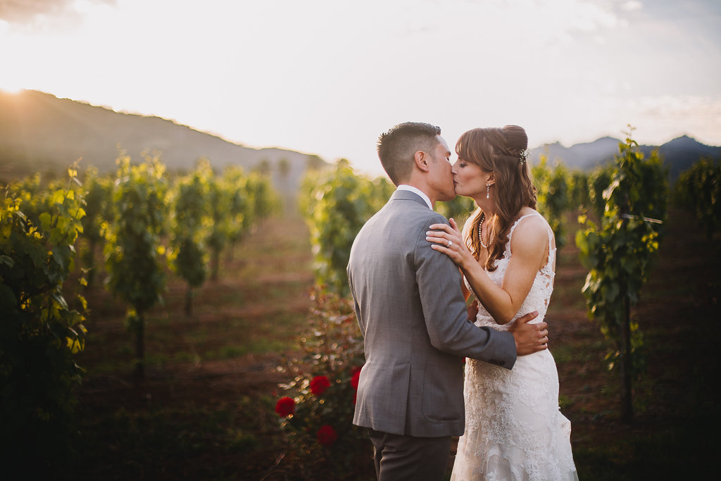 Gilroy Winery Wedding Venue Kirigin Cellars - The Overwhelmed Bride Wedding Blog