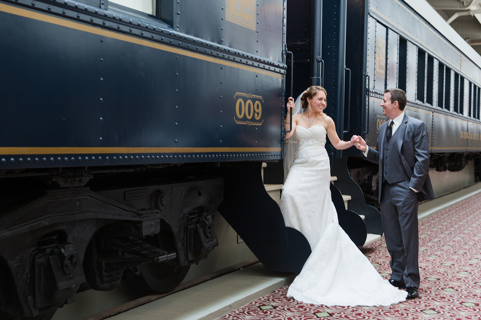 An Industrial Vintage Indianapolis Wedding - The Overwhelmed Bride Wedding Blog