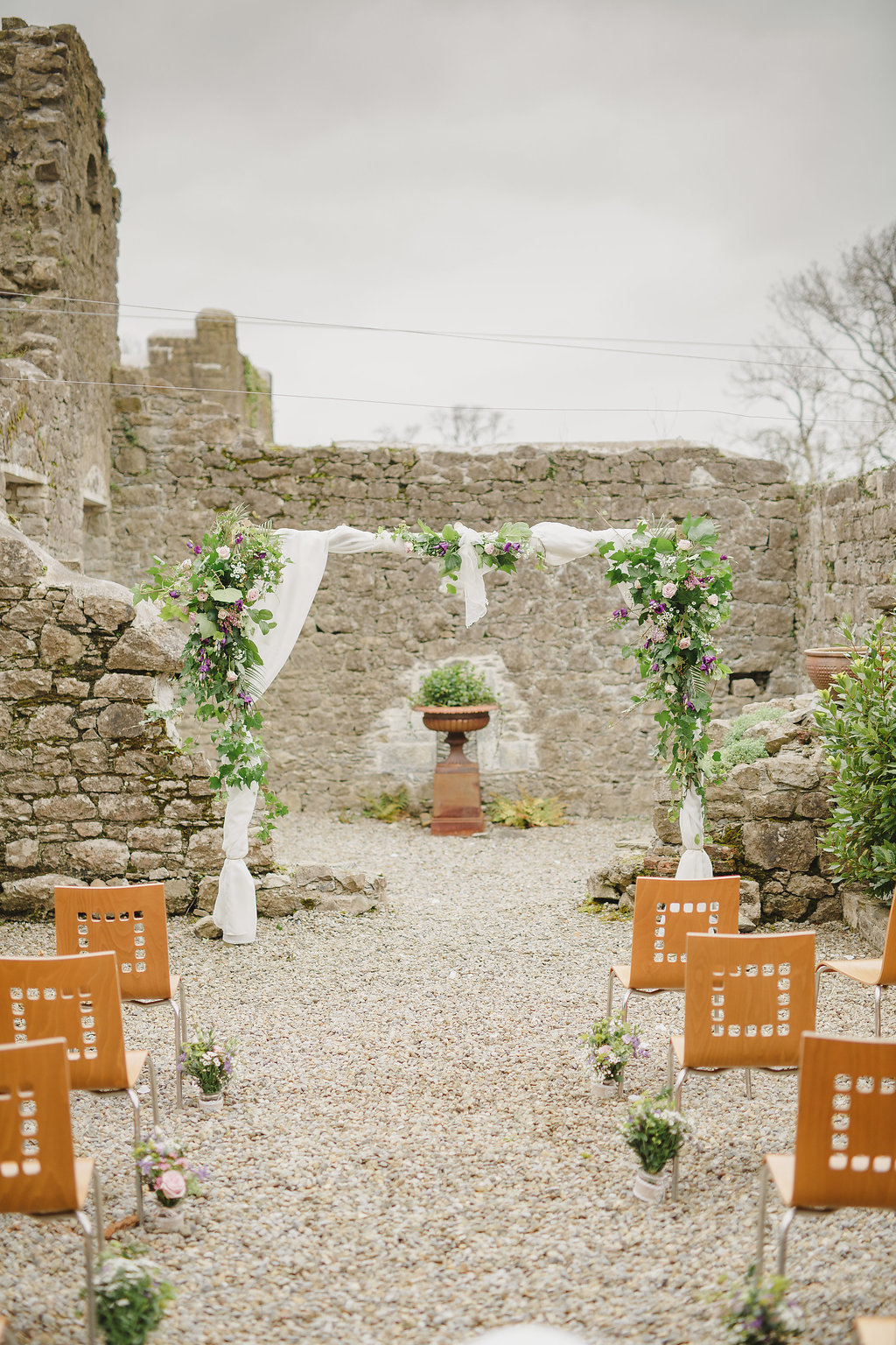 An Intimate Springfield Castle Ireland Wedding - The Overwhelmed Bride Wedding Blog
