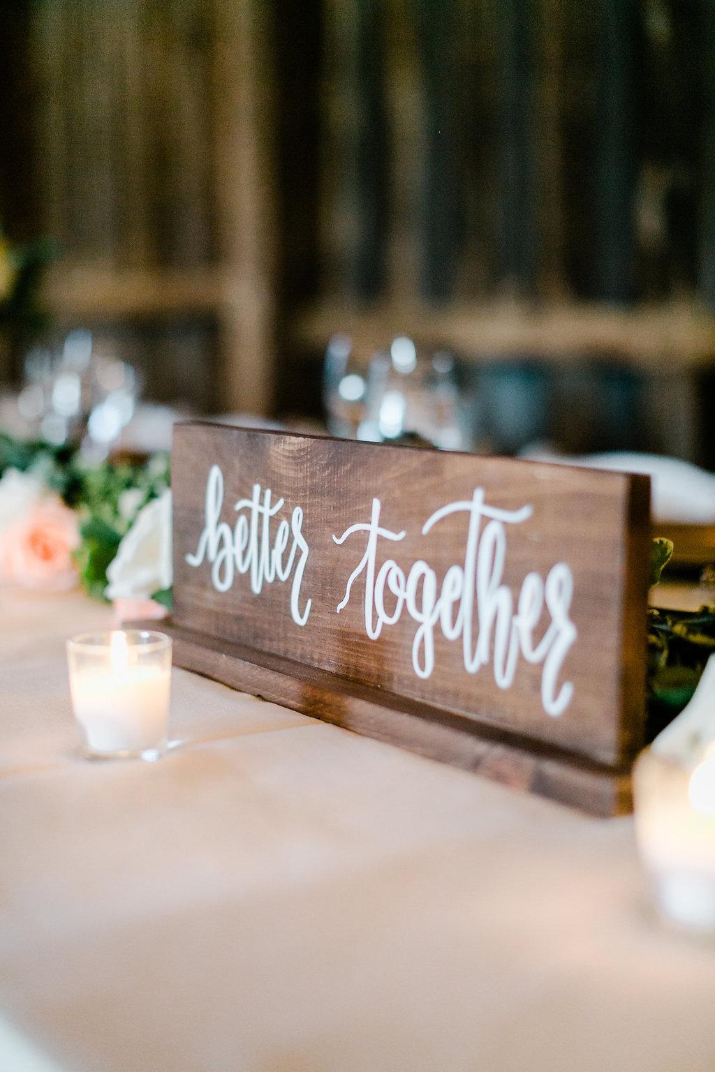 Rustic Barn Wedding - Riverside on the Potomac Wedding - The Overwhelmed Bride Wedding Blog