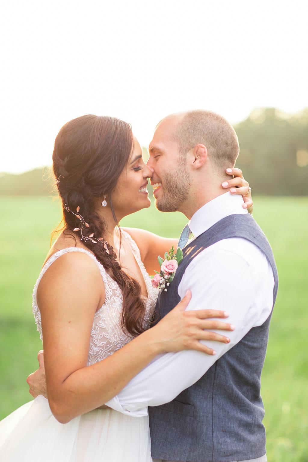An Intimate Southern Alabama DIY Wedding - The Barn at Twin Valley Wedding - The Overwhelmed Bride Wedding Blog