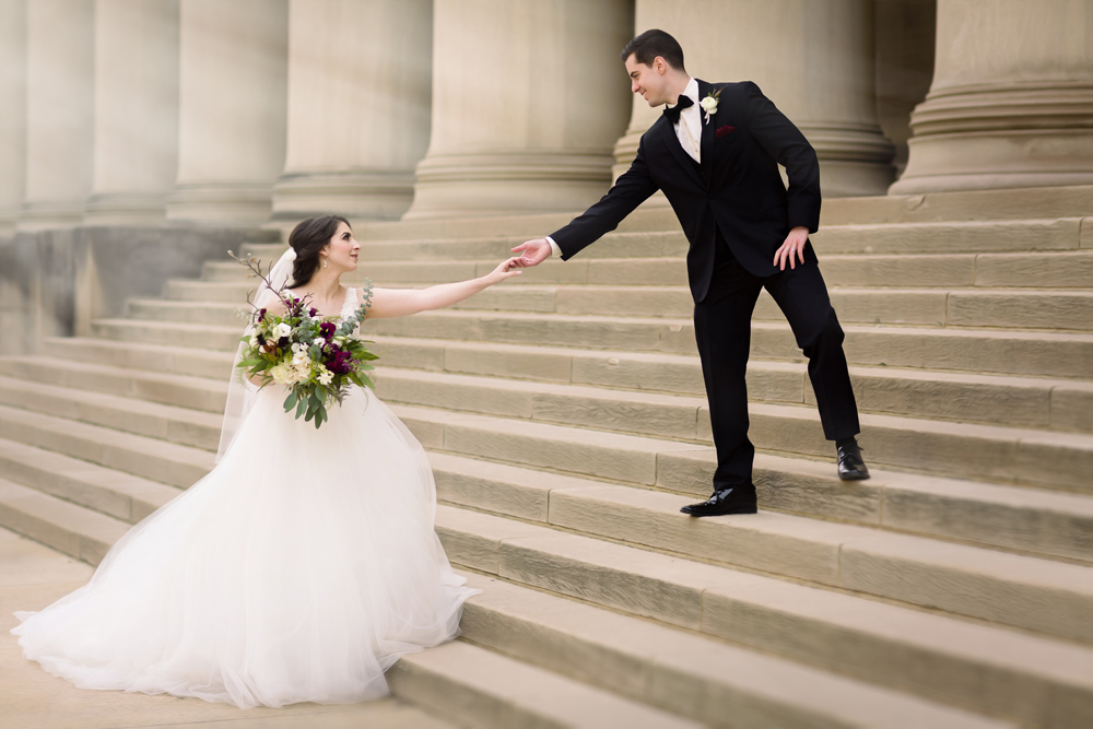 Mansions on Fifth Upscale Wedding Pennsylvania  - The Overwhelmed Bride Wedding Blog