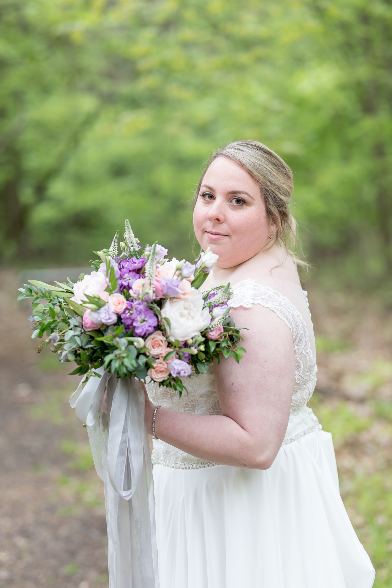 Weaver House of Pine Bend Park - Michigan Garden Wedding - The Overwhelmed Bride Wedding Blog