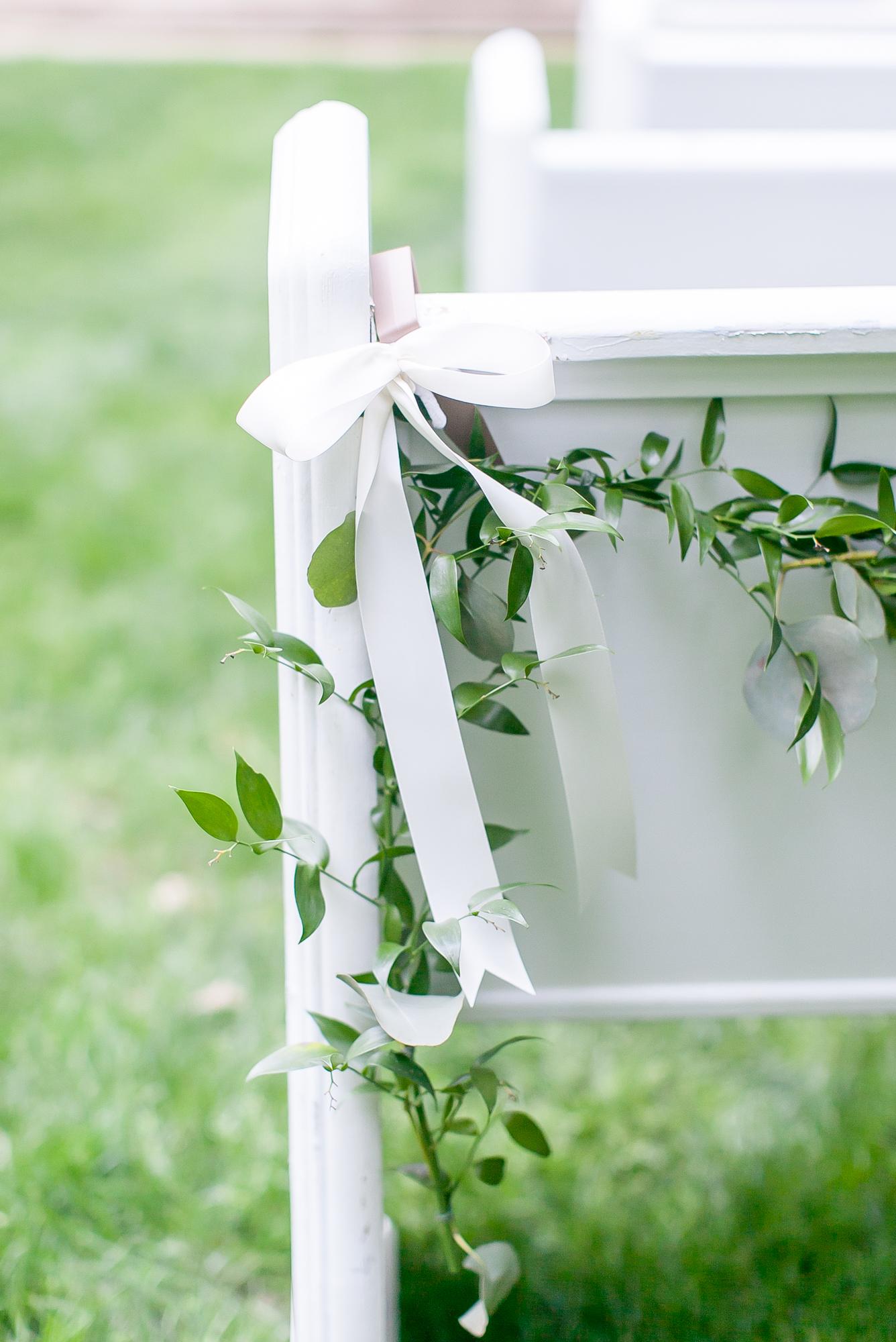Weaver House of Pine Bend Park - Michigan Garden Wedding - The Overwhelmed Bride Wedding Blog