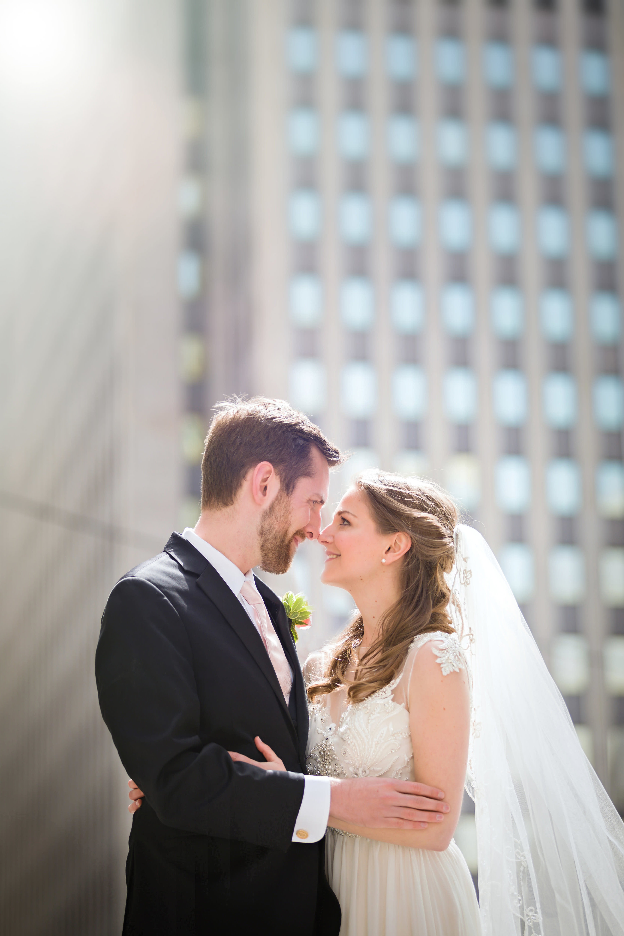 Omni William Penn Hotel Pittsburgh Wedding - The Overwhelmed Bride Wedding Blog