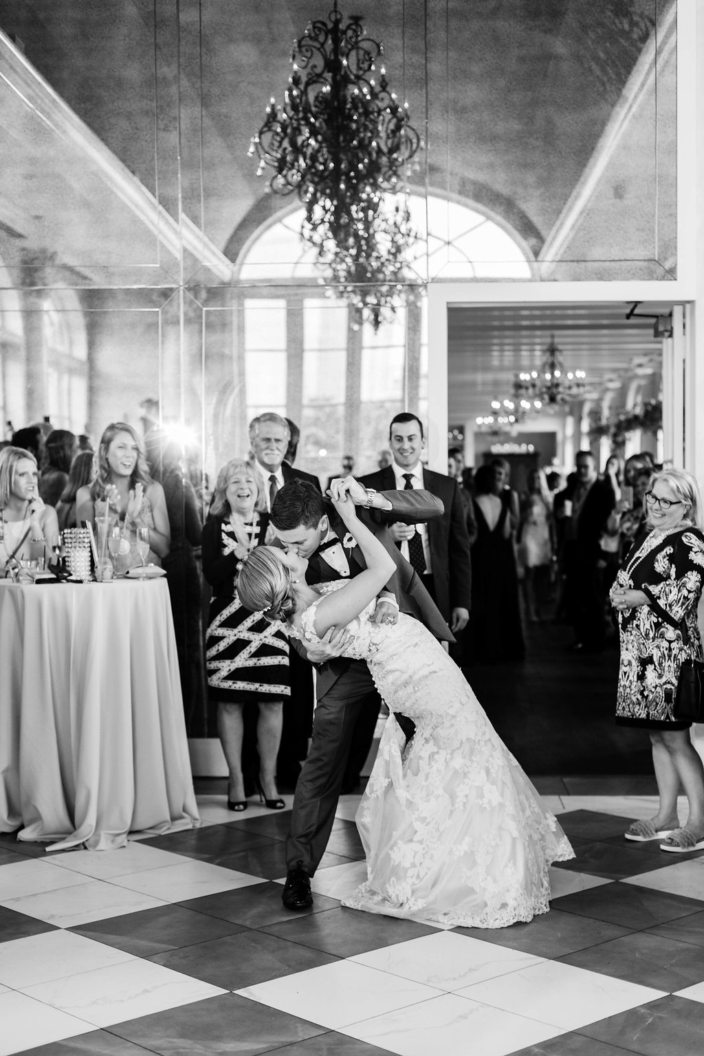 A Marche New Orleans Wedding - The Overwhelmed Bride Wedding Blog