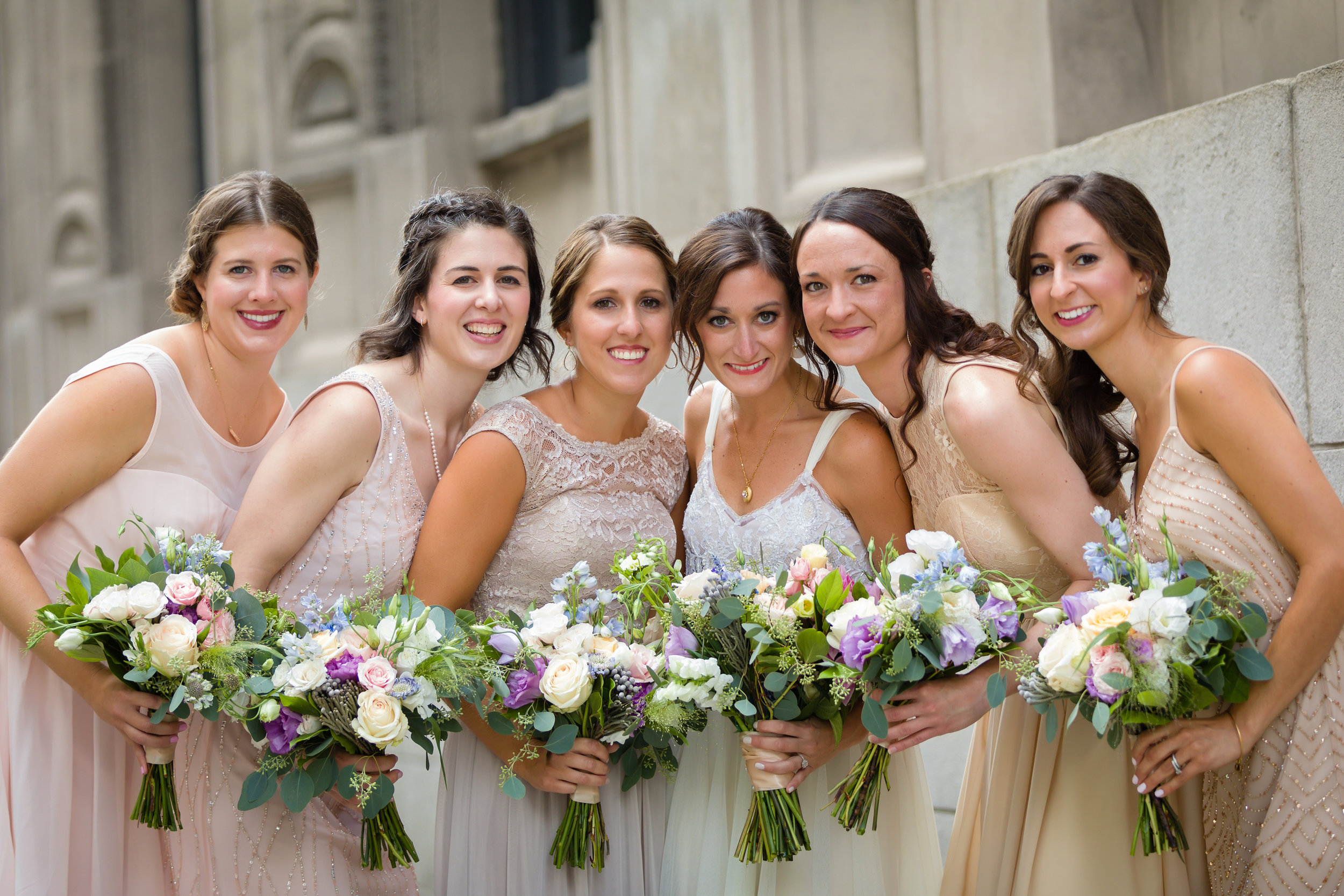 A Hotel Monaco Pittsburgh Wedding - The Overwhelmed Bride Wedding Inspiration Ideas Blog