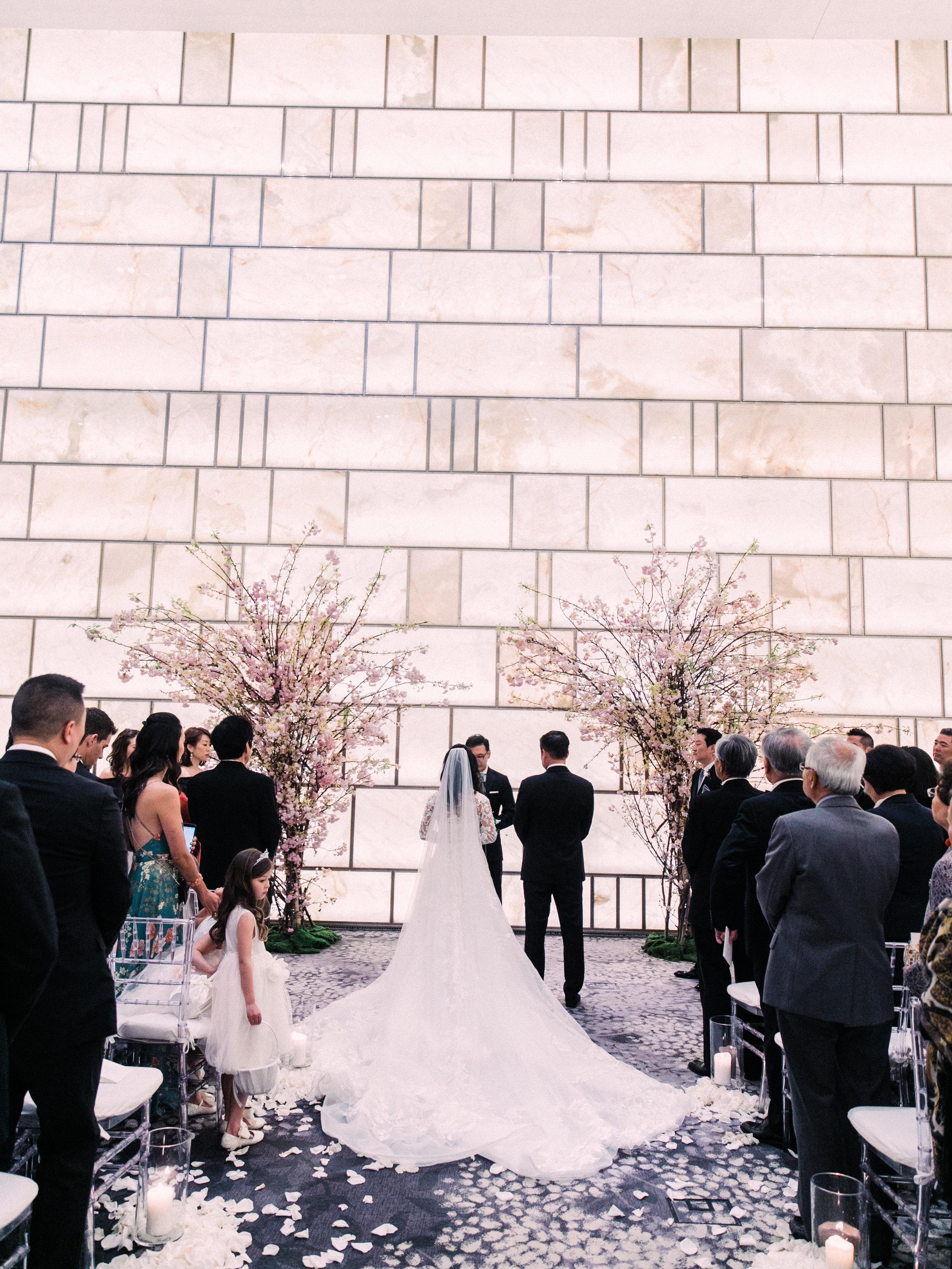 A Park Hyatt New York Wedding - The Overwhelmed Bride Wedding Inspiration Ideas Blog