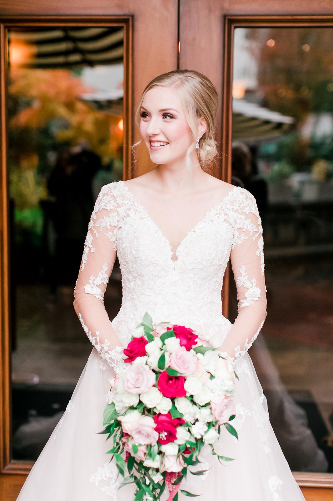 A Melrose Market Studios Seattle Washing Wedding - The Overwhelmed Bride Wedding Inspiration Ideas Wedding Blog
