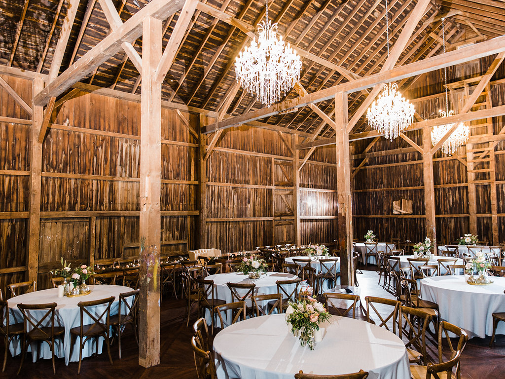 A Boho Chic Wisconsin Barn Wedding - The Overwhelmed Bride Wedding Inspiration Ideas Blog