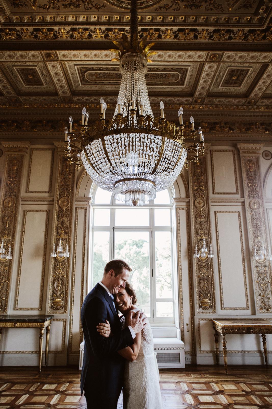 A Luxury Pastel-Palette Destination Rome Wedding - The Overwhelmed Bride Wedding Ideas Inspiration Blog
