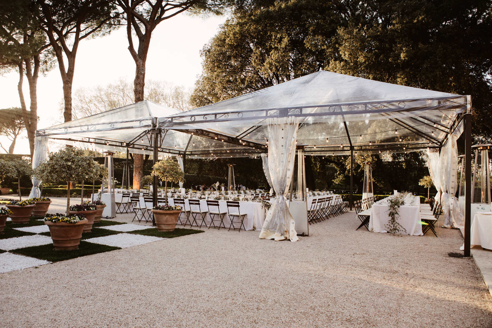A Luxury Pastel-Palette Destination Rome Wedding - The Overwhelmed Bride Wedding Ideas Inspiration Blog