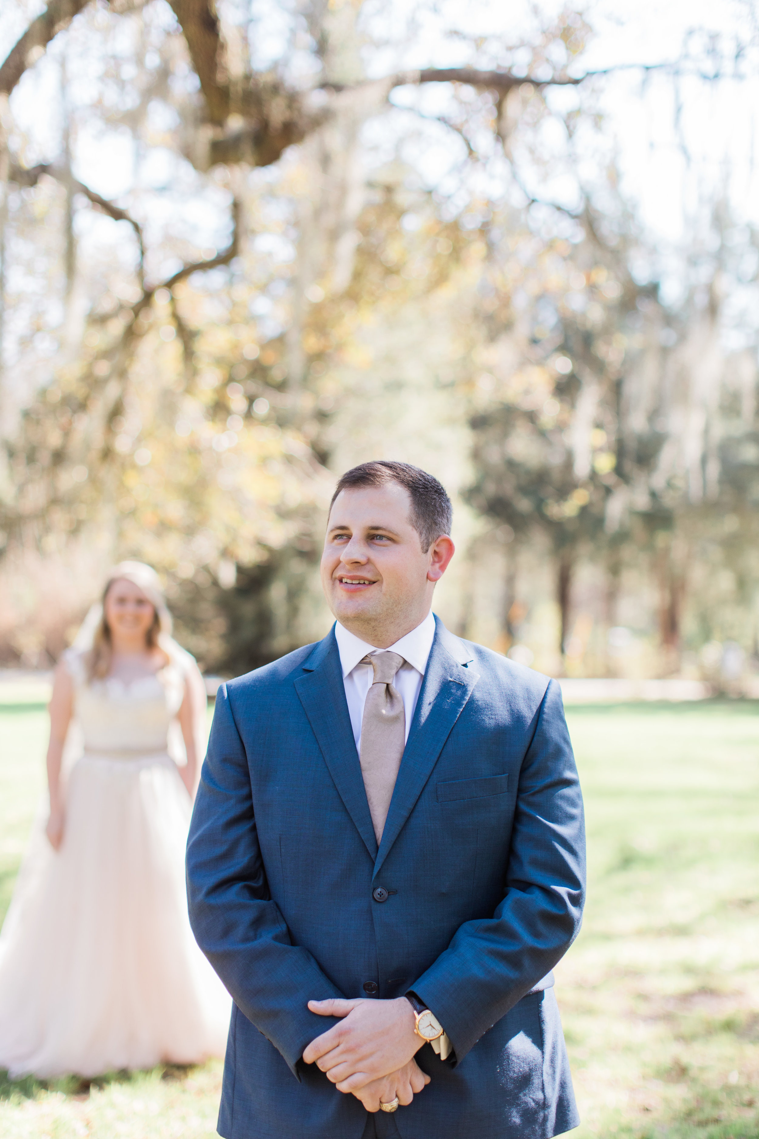 A Magnolia Plantation Charleston South Carolina Wedding - The Overwhelmed Bride Wedding Inspiration Ideas Blog