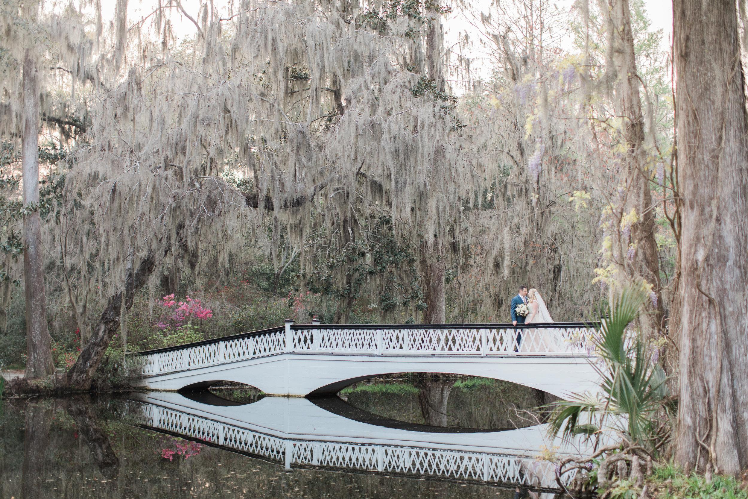 A Magnolia Plantation Charleston South Carolina Wedding - The Overwhelmed Bride Wedding Inspiration Ideas Blog