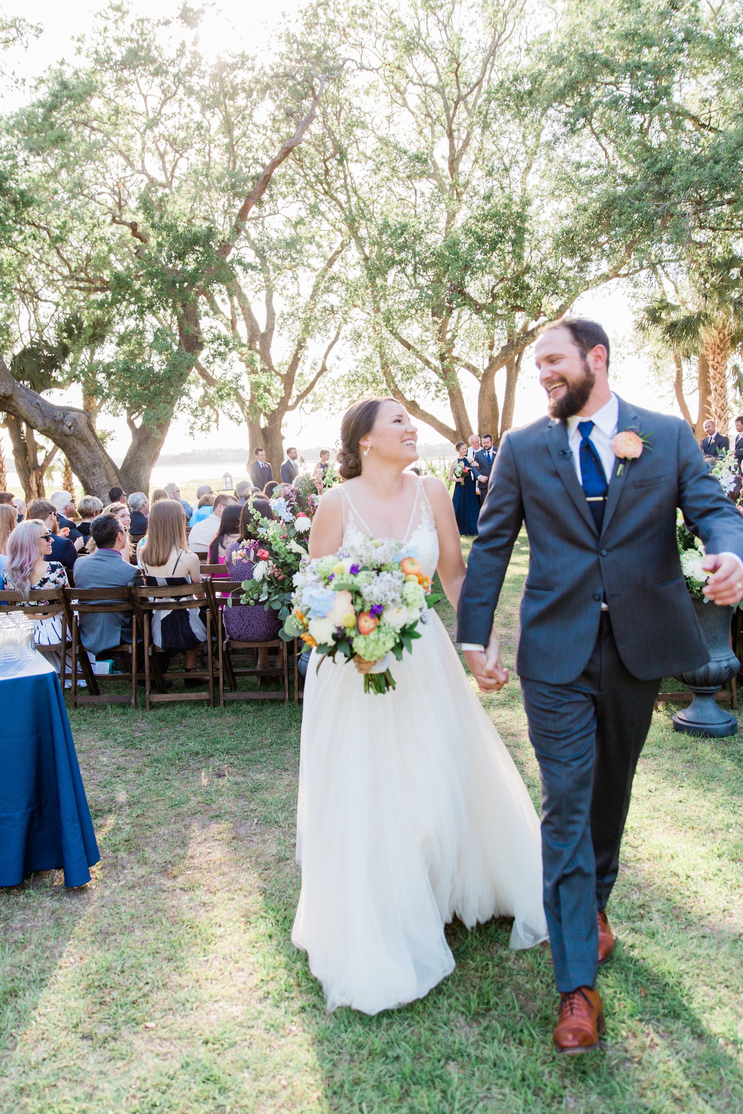 A Lowndes Grove Plantation Charleston Wedding - The Overwhelmed Bride Wedding Ideas Inspiration Blog