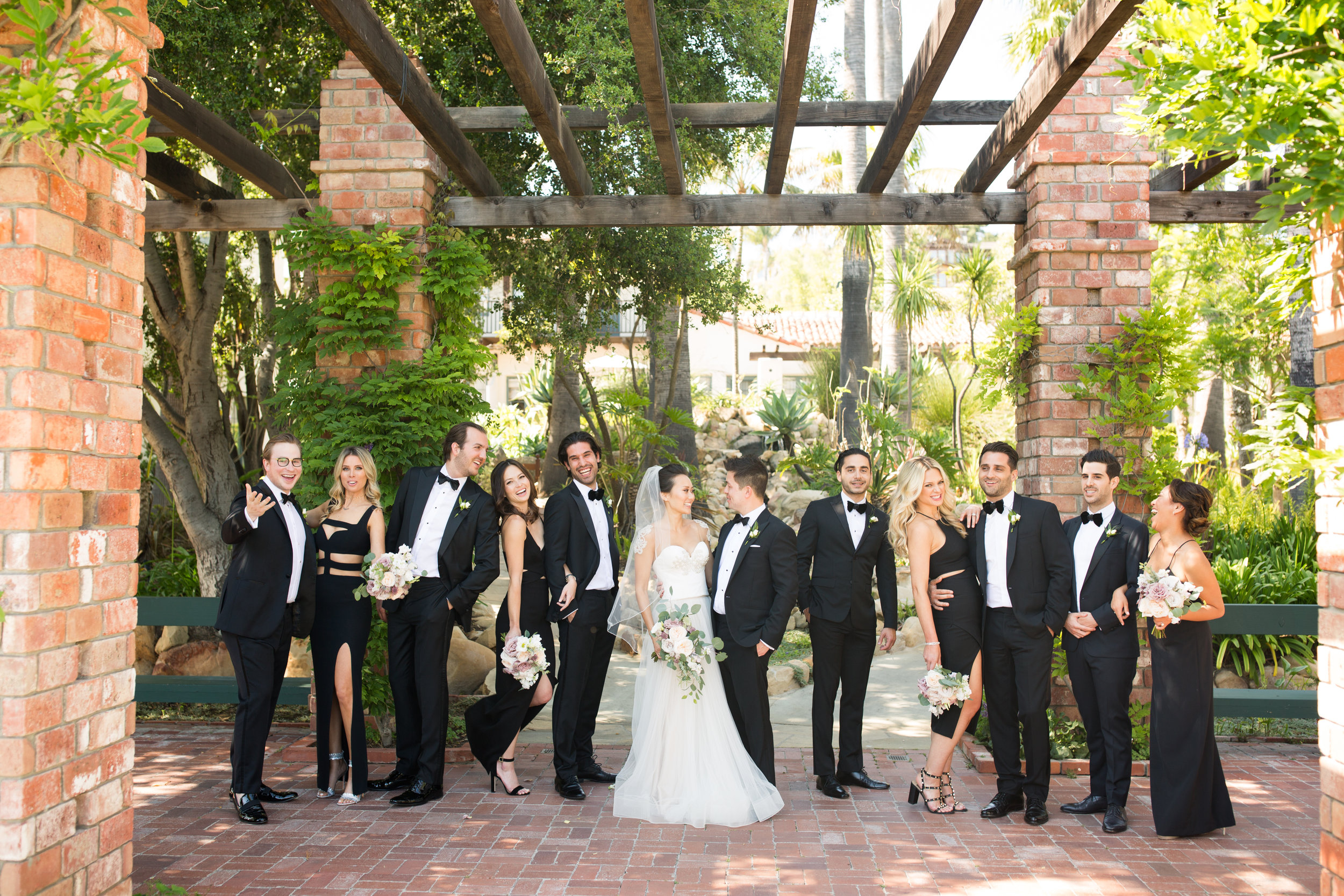 A Belmond El Encanto Santa Barbara Wedding - The Overwhelmed Bride Wedding Ideas Inspiration Blog