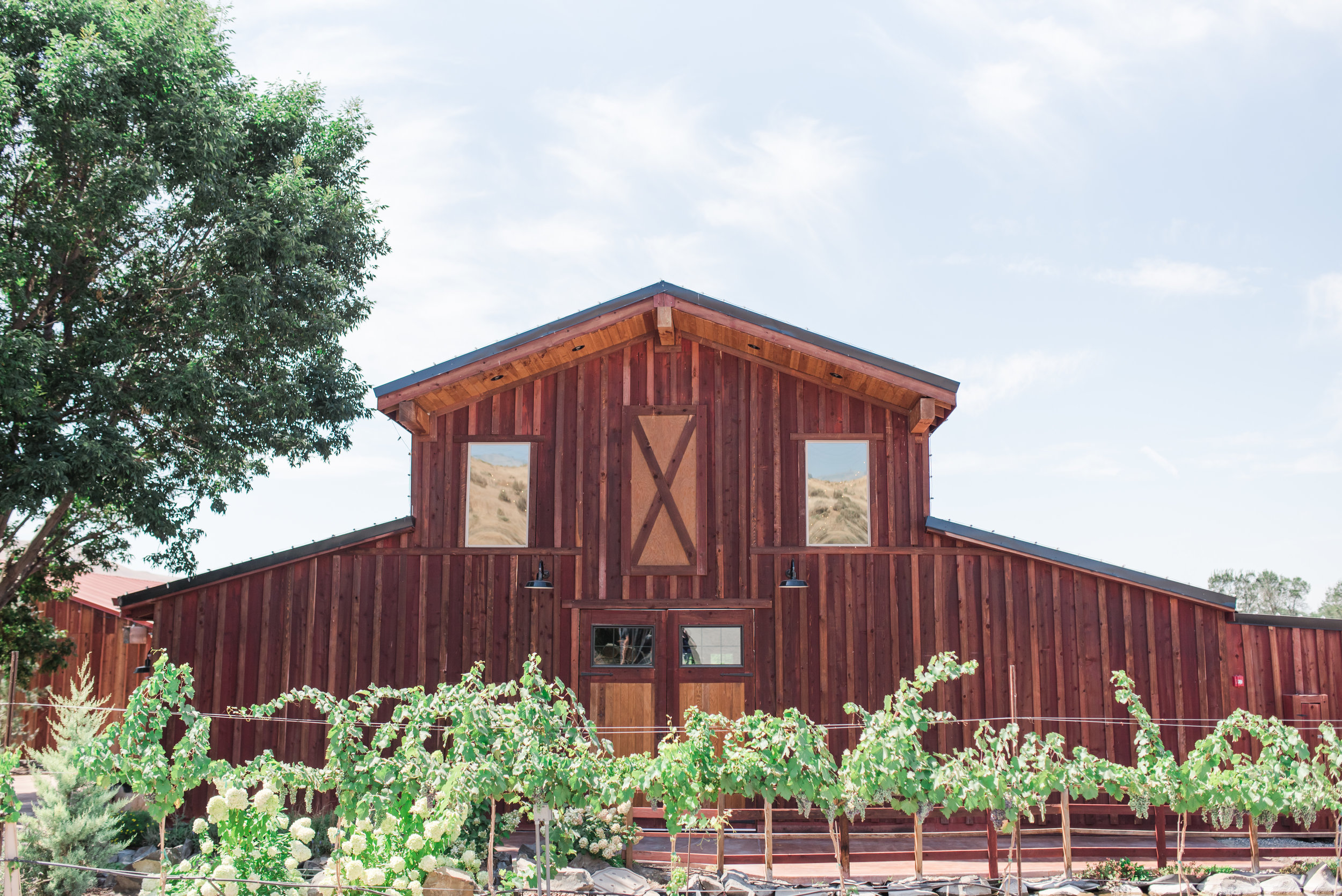 A Sugar Pine Barn Wedding - The Overwhelmed Bride Wedding Ideas Blog
