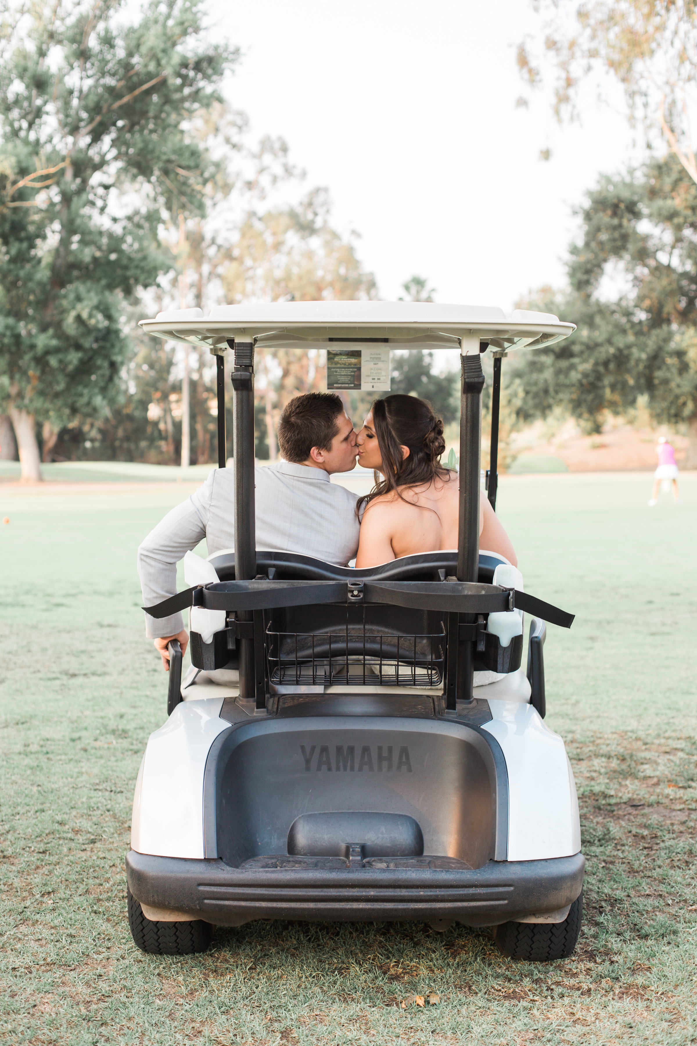 A Los Robles Greens Thousand Oaks California Wedding - The Overwhelmed Bride Wedding Ideas Blog