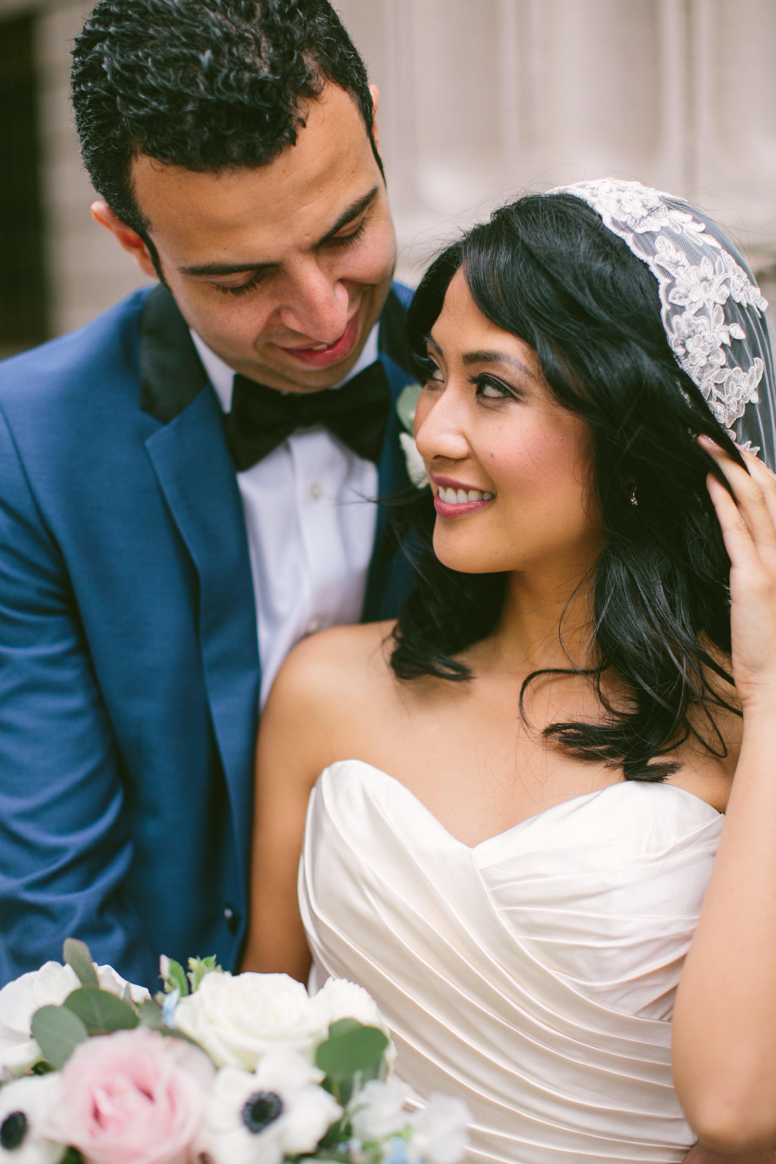 A Classic Portland Wedding - The Overwhelmed Bride Wedding Ideas Blog