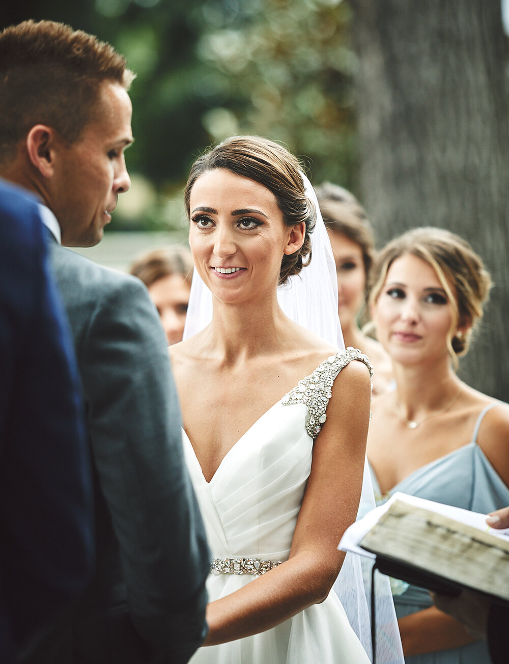 A French Countryside-Inspired Ryland Inn New Jersey Wedding - The Overwhelmed Bride Wedding Ideas Blog