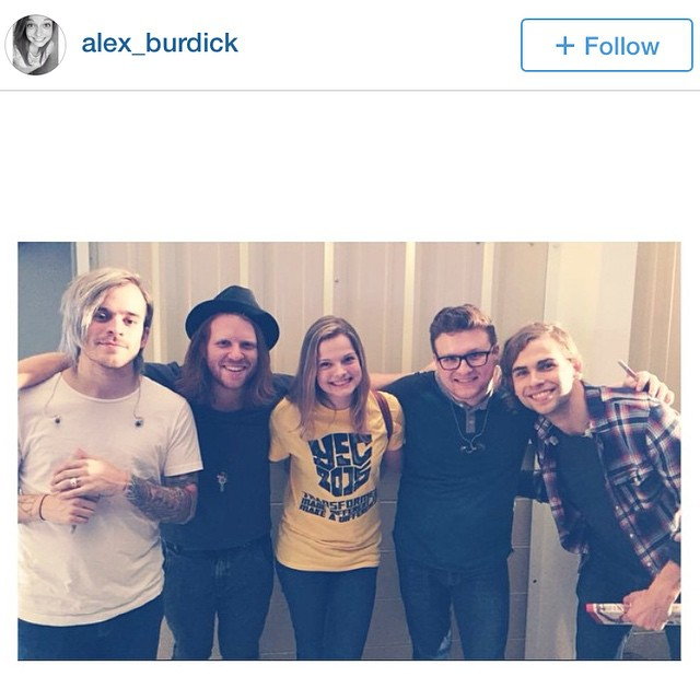 Had a great time with everyone at YEC in Summersville, WV.  Love ya'll!! - Sam  #Regram // @alex_burdick