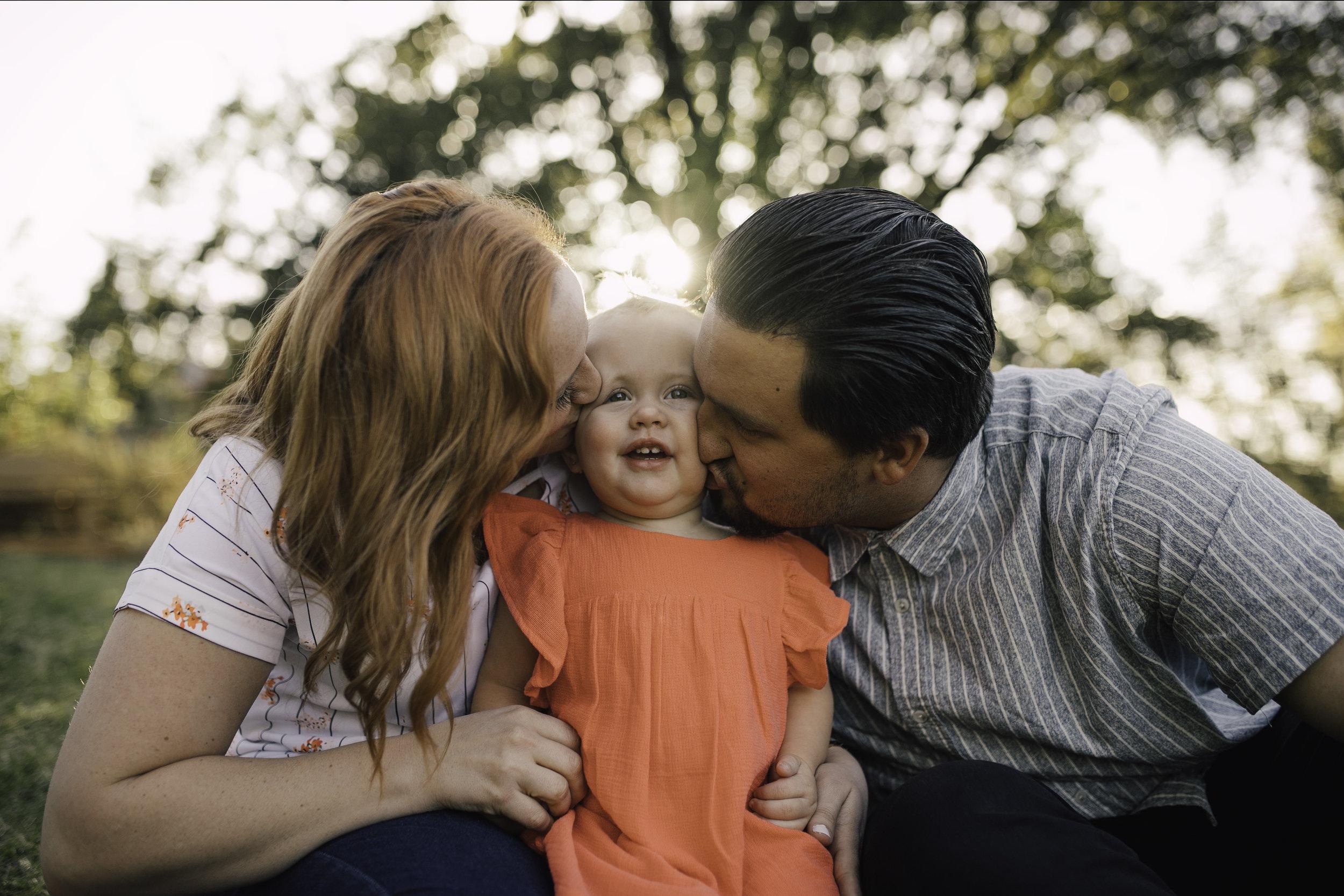 Bogh Family - Caroline Park. Redlands, CA.