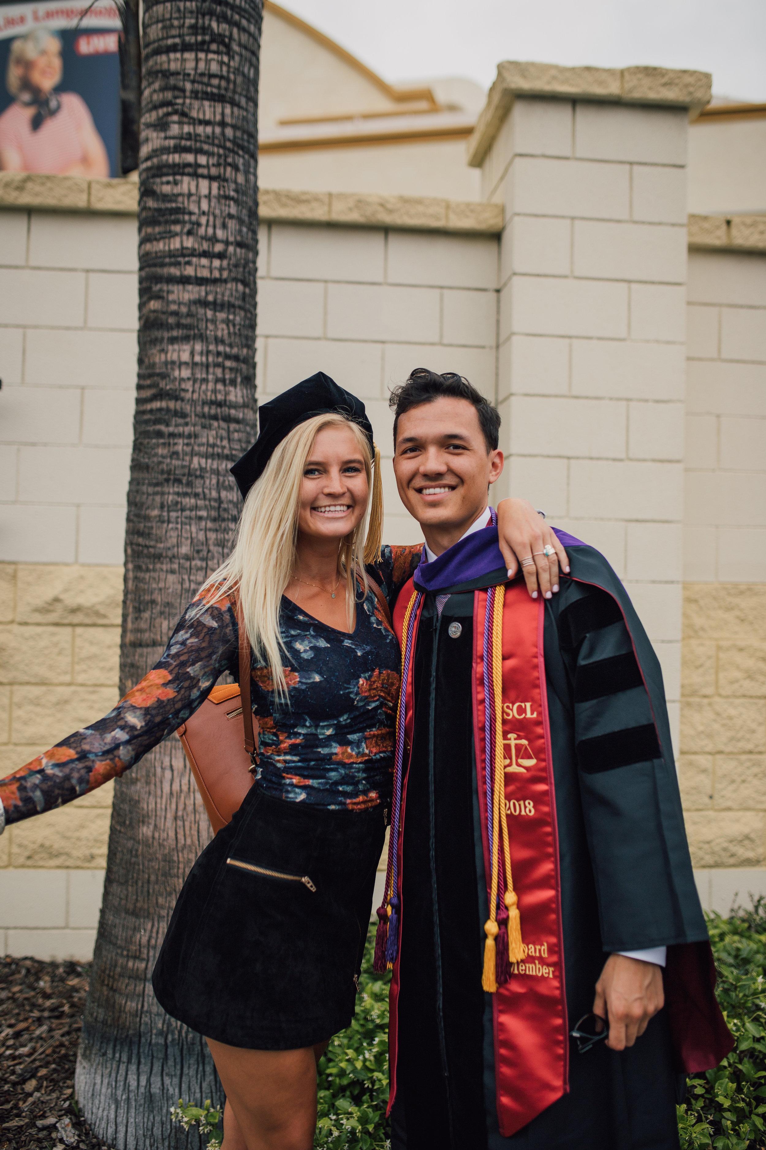 Law School Graduation! -