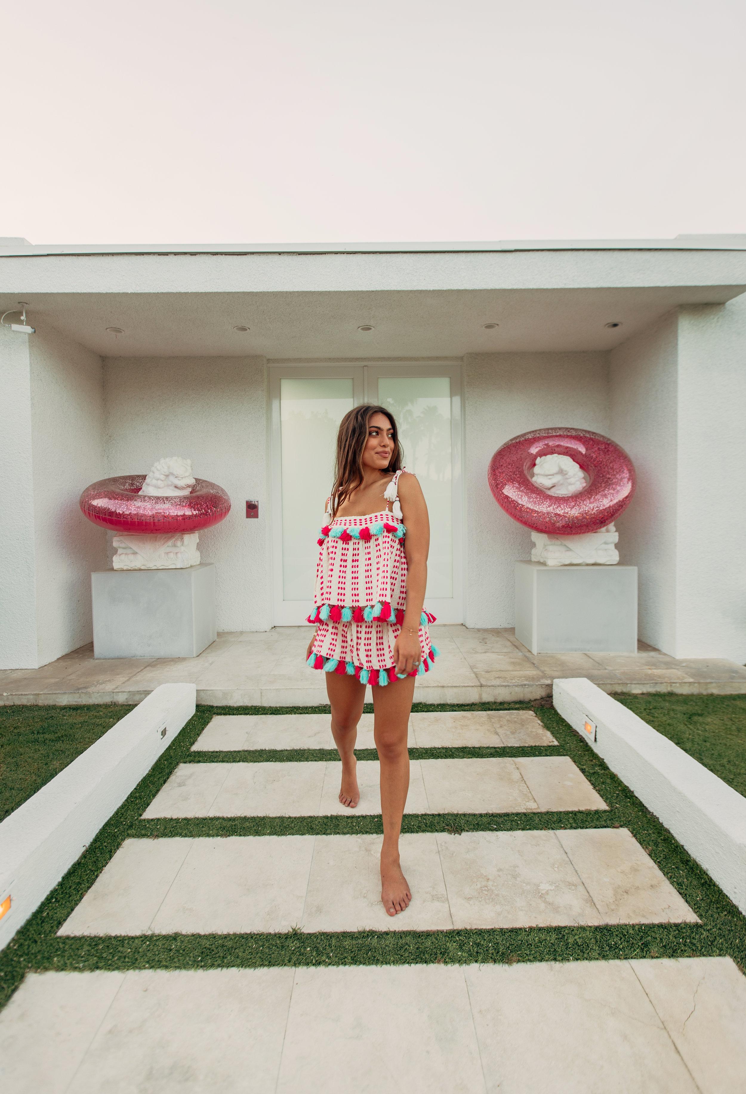 TESSORA CLOTHING -