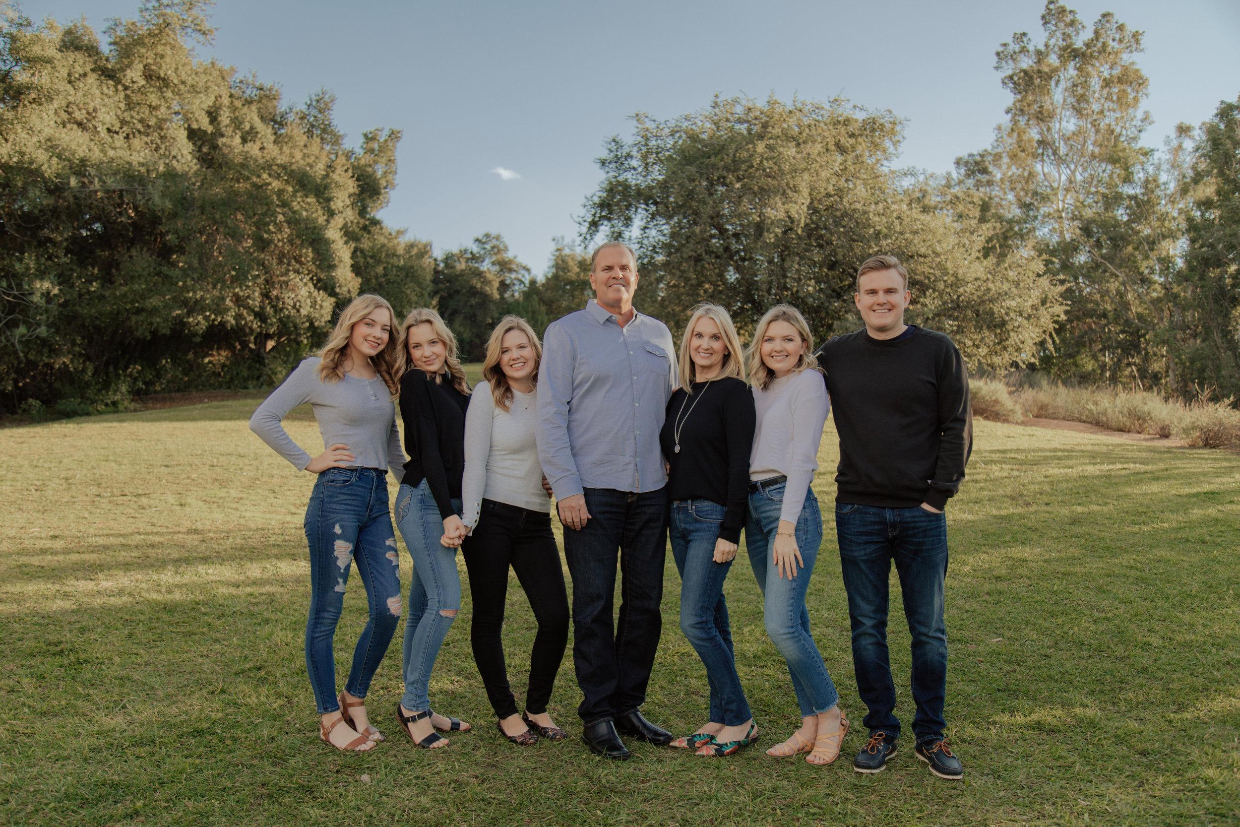 Carlson Family - Redlands, CA