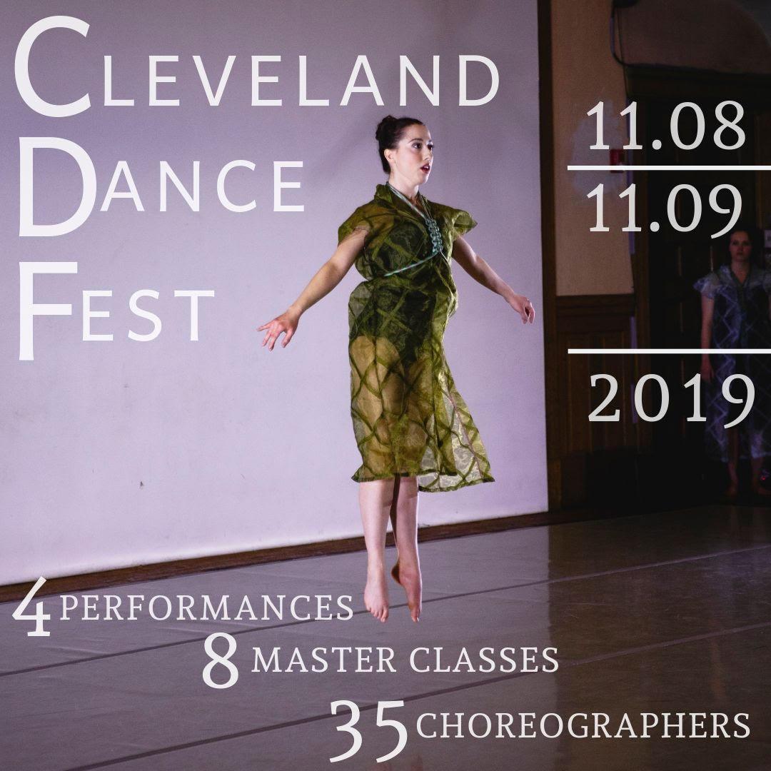 Photo Credit: Jonny Riese Dancer: Rebecca J. Leuszler