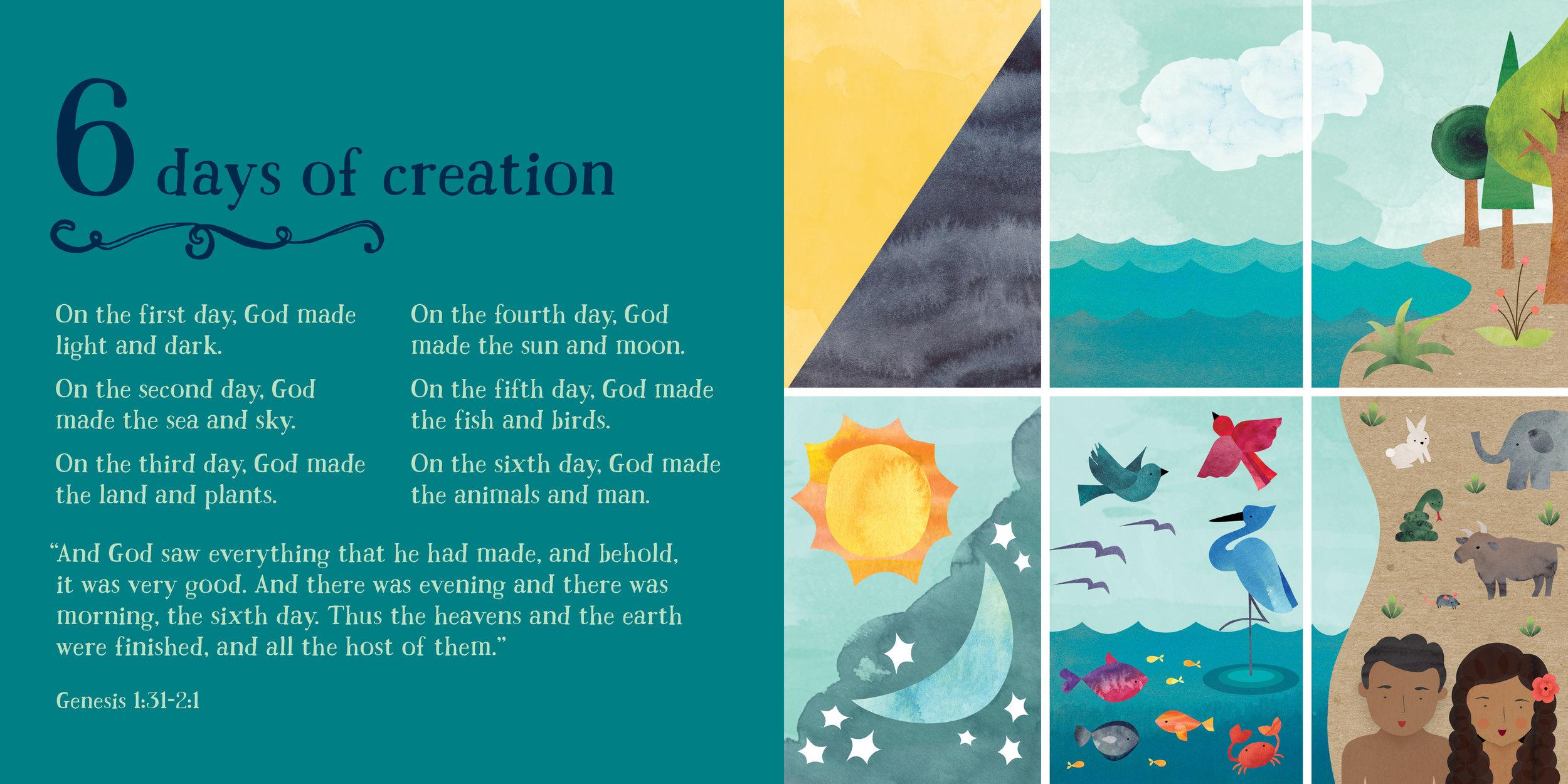 Creation-spread