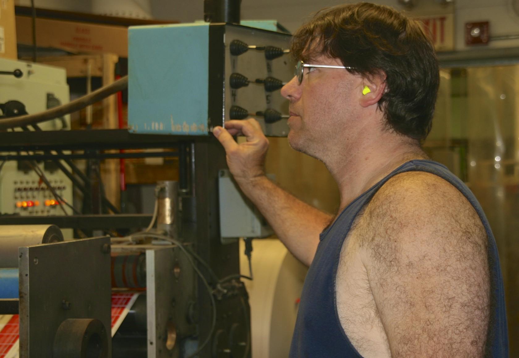 Ernie Bernier, Press Operator, 29 Years.jpg