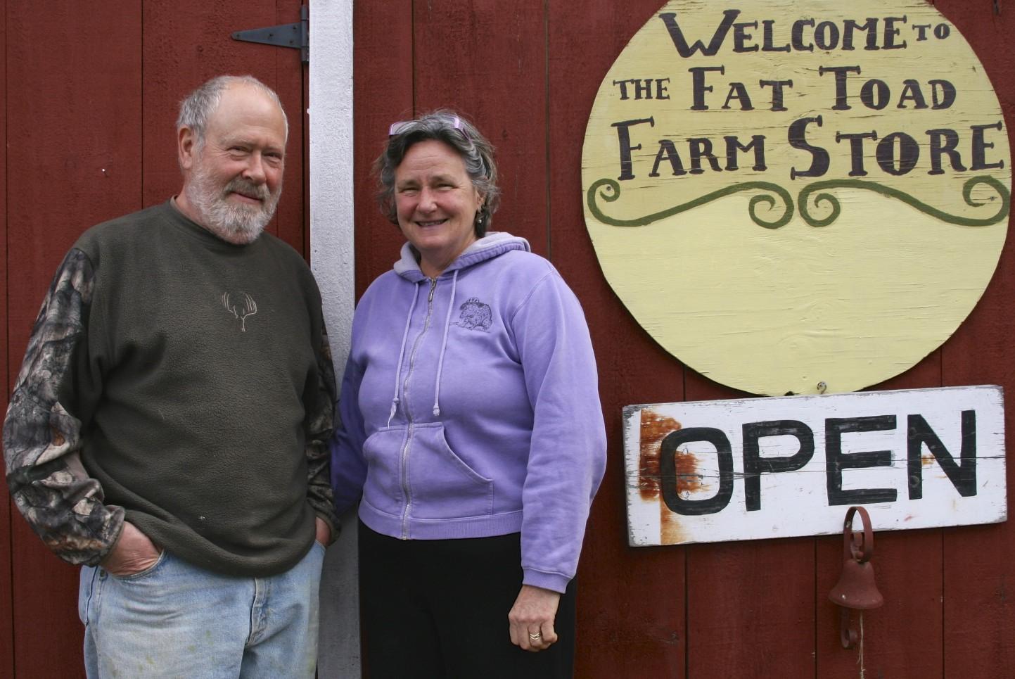 Steve Reid & Judith Irving