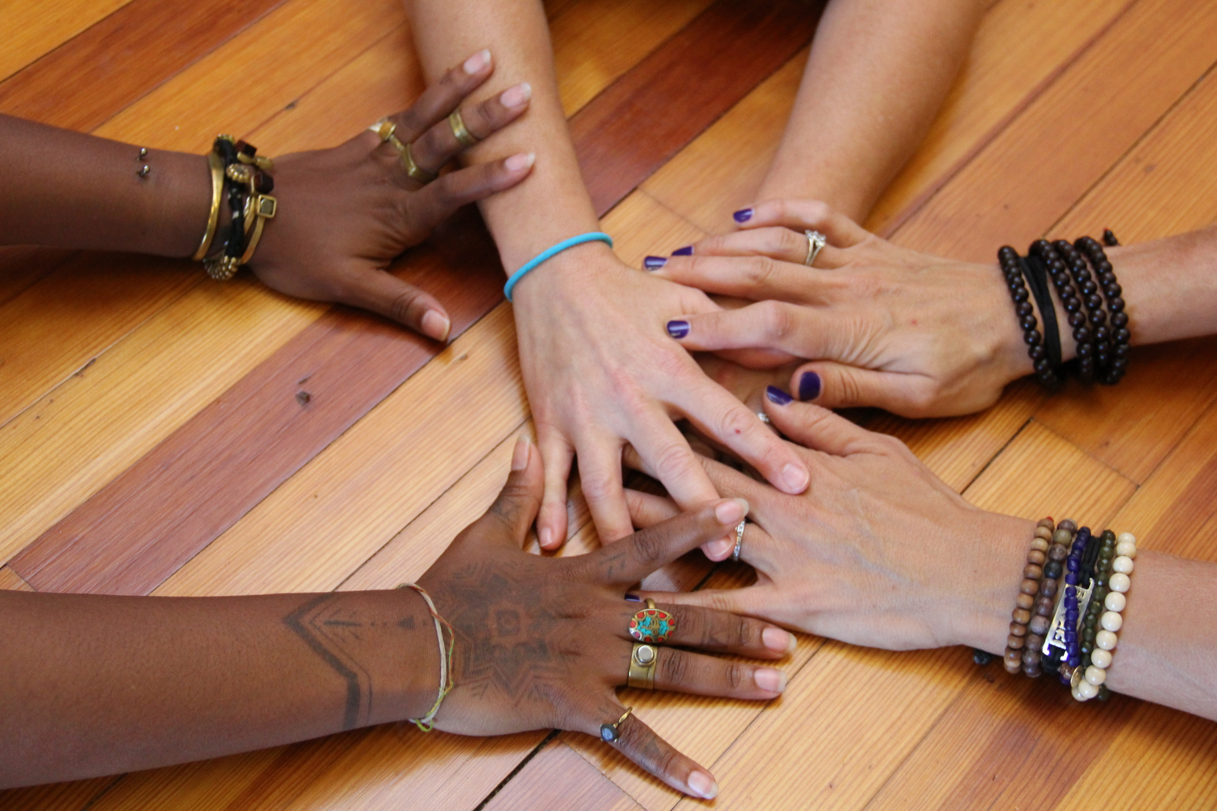 Yogi Hands
